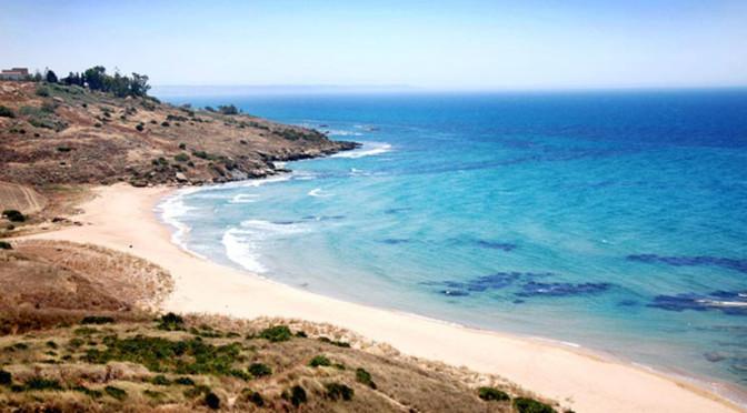 Beach Sicily